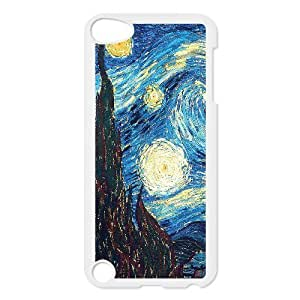 GGMMXO Van Gogh Shell Phone Case For Ipod Touch 5 [Pattern-1]