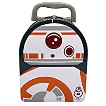 Star Wars: The Force Awakens Embossed BB-8 Cover Tin Lunch Box