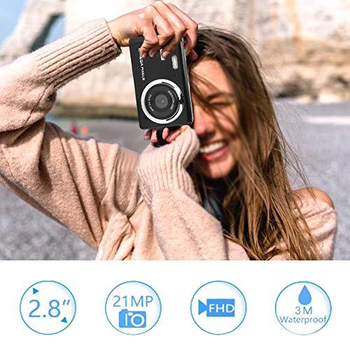 HD Digital Camera,Portable Mini 3.0 Screen 20MP 1080P Outdoor Multi-Function Anti-Shake 4X Zoom Digital Video Camera