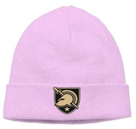 Army West Point Black Knights Teams Logo Beanie Hat Unisex Skull Cap (Pink)  at Amazon Men s Clothing store  04df87ce25aa