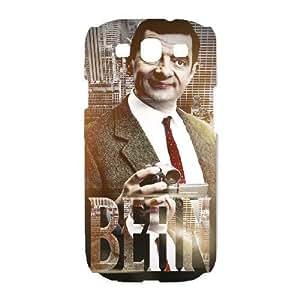 Samsung Galaxy S3 I9300 Phone Cases White Mr Bean DFJ558301