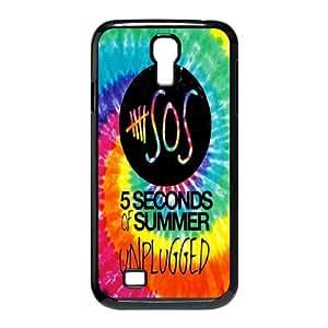 [QiongMai Phone Case] For SamSung Galaxy S4 Case -5SOS Punk Music Band-Case 7