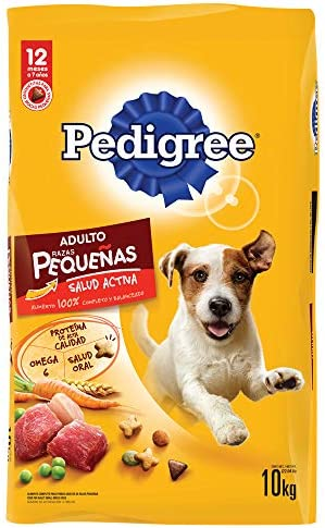 PEDIGREE Alimento para Perros Adultos de Razas Pequeñas 10 kg 2
