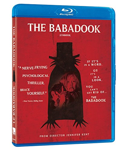 The Babadook [Blu-ray] - with gatefold slipcover