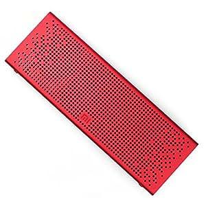 Amazon.com: XIAOMI MI BLUETOOTH SPEAKER RED: Home Audio