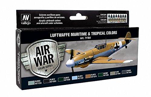 Vallejo RLM III Set Model Air Paint,
