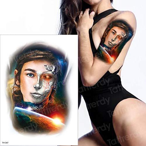 tzxdbh Chica del Tatuaje Tatuaje Temporal Chico Tatuaje para los ...