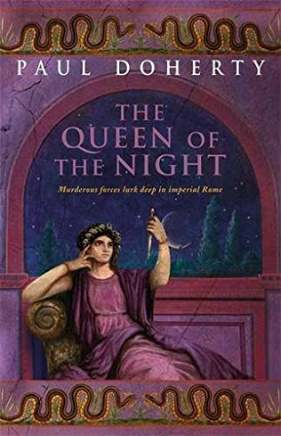book cover of The Queen of the Night