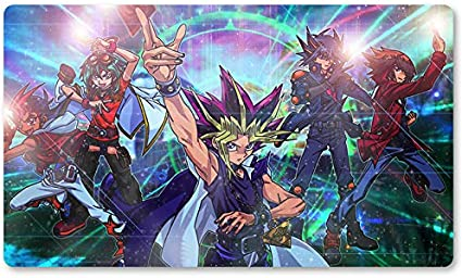 ARC of Generations – Juego de mesa Yugioh Playmat Games Tamaño 60 x 35 cm Mousepad MTG Play Mat para Yu-Gi-Oh! Pokemon Magic The Gathering: Amazon.es: Oficina y papelería