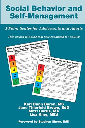 Publishing Scales - Social Behavior and Self-Management: 5-Point Scales for Adolescents and Adults