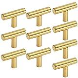2 1 2 inch brass drawer pulls - Modern Kitchen Cabinet Knobs Gold - Homdiy HD201PB Knob Drawer Pulls Stainless Steel 2