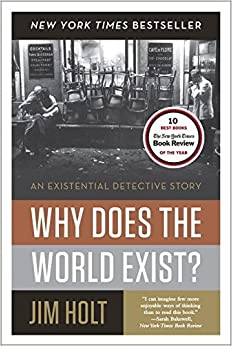 Book Why Does the World Exist?: An Existential Detective Story by Jim Holt (2013-04-08)