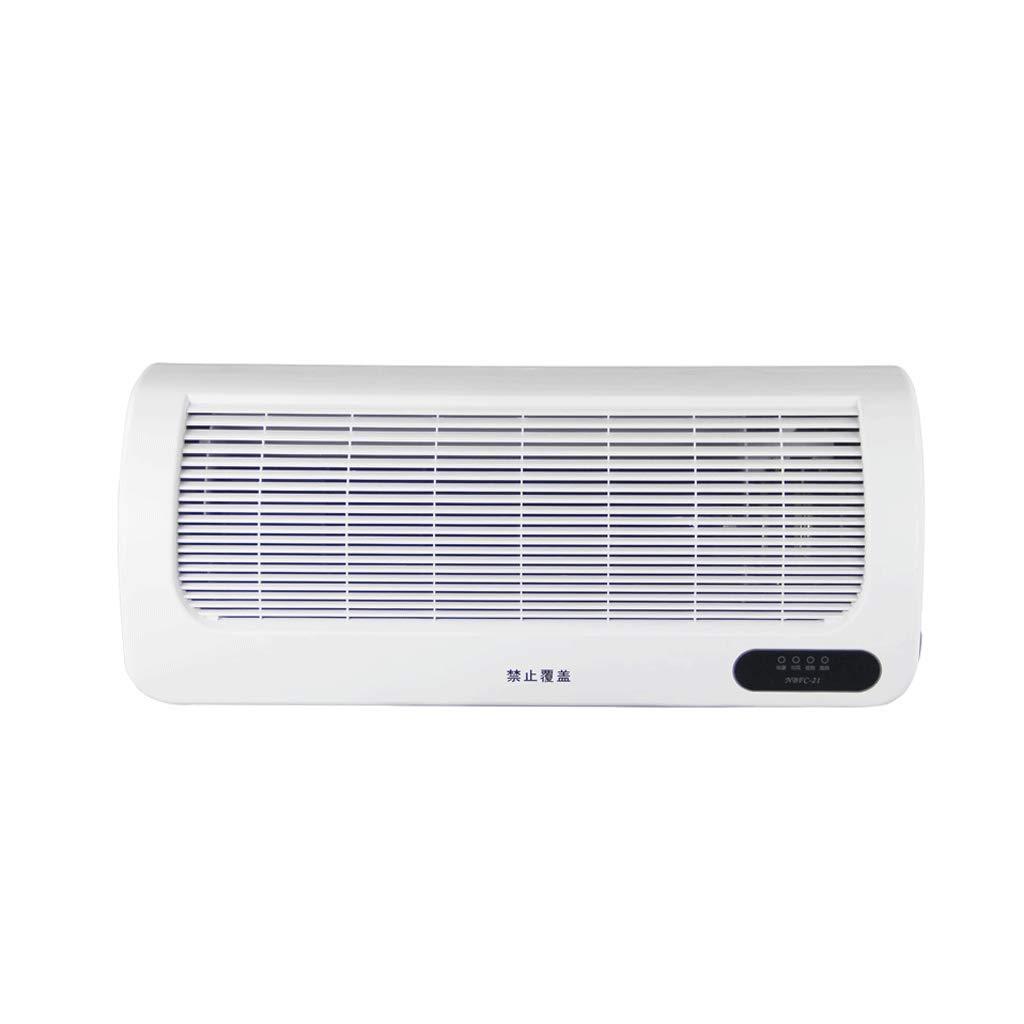 Acquisto MSNDIAN Riscaldatore di riscaldamento domestico a risparmio energetico bagno impermeabile a parete elettrico riscaldamento velocità calda e fredda a doppio uso riscaldatore elettrico Riscaldamento dom Prezzi offerte