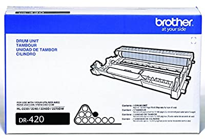 Brother Drum Unit - Retail Packaging