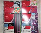 Staples Notebook Durable 1 Subject 2 Pockets Wide