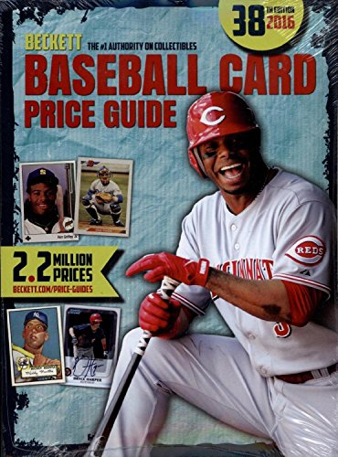 Beckett Baseball Card Price Guide #38