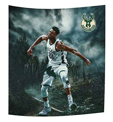 holly joll Bucks Star Tapestry Wall Hanging Colored Printed Wall Tapestry for True Fans décor 51