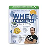 Jay Robb - Egg White Protein Powder, Outrageously Delicious, Strawberry, 69 Servings (80 oz)