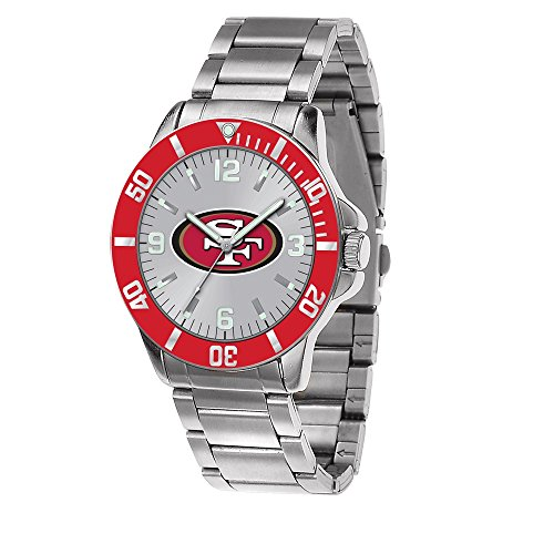 Gifts Watches NFL San Francisco 49ers Key Watch by Rico Industries