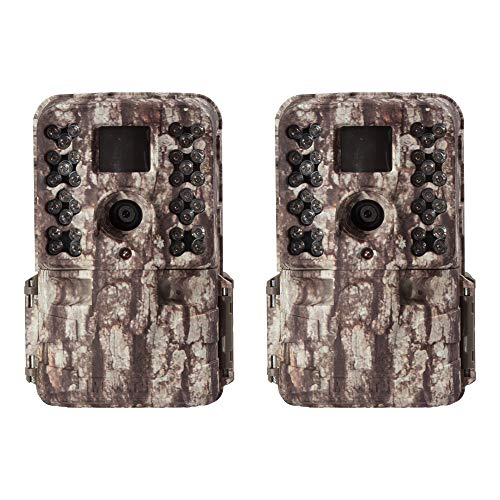 - Moultrie M-40 16MP 80' FHD Video Infrared Game Trail Camera, 2 Pack | MCG-13181