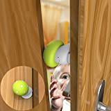 SIM&NAT Door Finger Pinch Guard Child Safety Door Stop Thumb Protector … (Door Finger Pinch Guard)