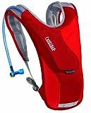 Camelbak Charm 50 oz Hydration Pack, Poppy Red/Tango Red