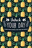 UNFUCK YOUR DAY: A Pineapple Gratitude Journal