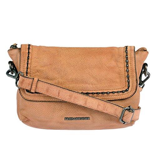 FredsBruder Shoulder FredsBruder Bag Charm Charm tan q5fwwB