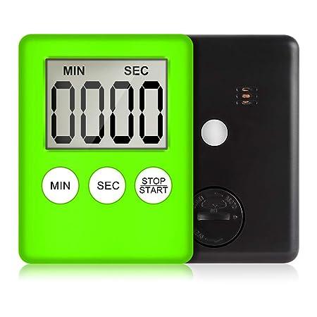 Nuevo temporizador magnético LCD digital para cocina para ...