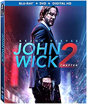 John Wick Chapter 2 on Blu-ray