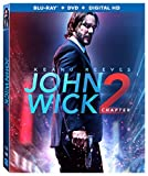 John Wick: Chapter 2 [Blu-ray + DVD + Digital]