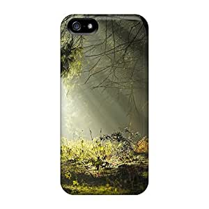 New Style Tpu 5/5s Protective Case Cover/ Iphone Case - Nature