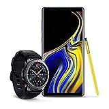 Samsung Galaxy Note9 Unlocked Phone, 512GB (U.S. Warranty) with a FREE Samsung S3 Frontier Smartwatch