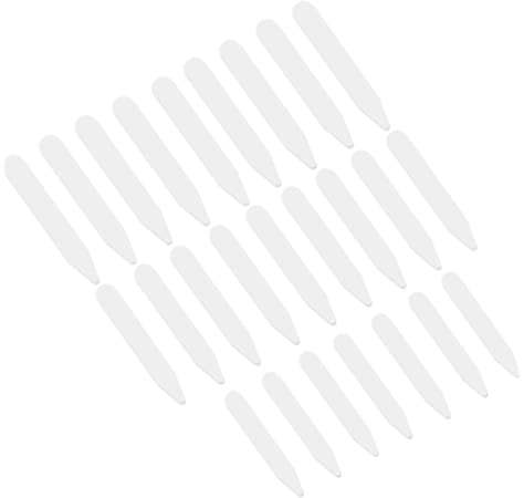 6 Ballenas Camisa Metal con 6 Imanes, AOLVO Ballenas Magneticas Camisa Cuello Camisa Varillas Collar Stays para Hombre, 3 Tamaños en una Caja de Regalo(6,3 cm/7 cm/7,5 cm): Amazon.es: Hogar