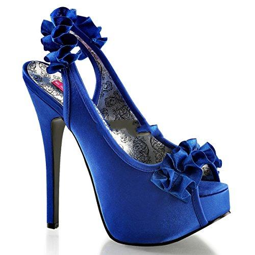 Bordello, Scarpe col tacco donna Blu BLAU