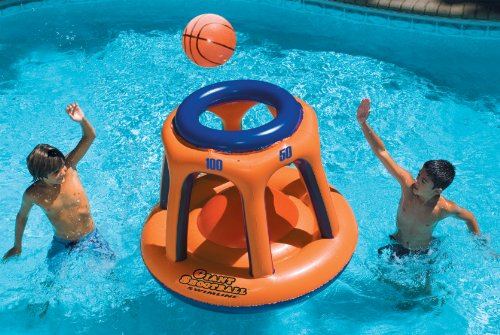 Swimline Giant Shootball Inflatable Pool Toy