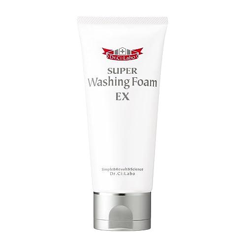 ドクターシーラボスーパーウォッシングフォームEXクレイ(整肌成分)配合90g洗顔料