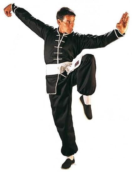 FujiMae - Traje de Kung Fu, unisex, 120: Amazon.es: Deportes ...