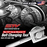 STVMotorsports Can-Am Maverick X3 Belt Changing