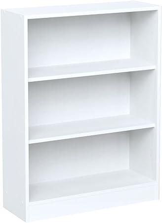 Infinikit Haven Bücherregal Klein Weiß