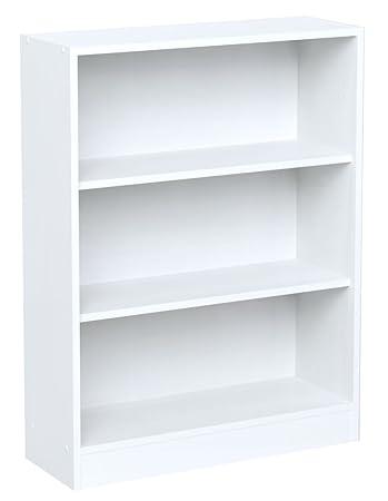 Weisses Bücherregal infinikit bücherregal klein weiß amazon de küche haushalt