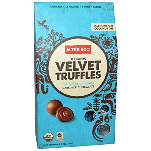 Alter Eco  - Velvet Truffle - NET WT. 4.2 oz (Organic Chocolate Candy compare prices)