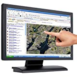 "WinTouch 18.5"" Touch Screen Kit, Converts your PC Monitor to Touch Screen via USB, No Installation Required - Fits Monitors up to 18.5"""