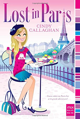 Lost Paris mix Cindy Callaghan product image