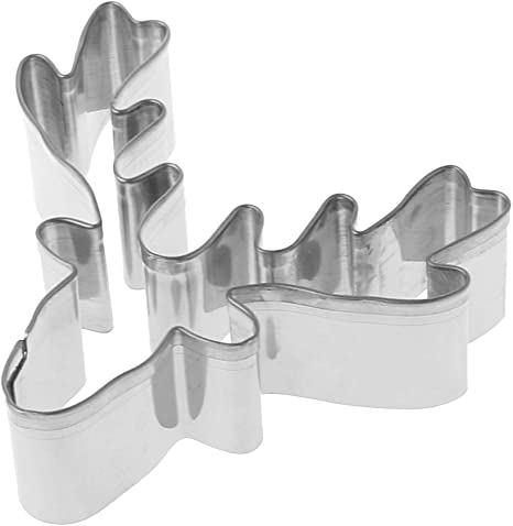 Christmas Stainless Steel Biscuit Pastry Cookie Cutter Cake Baking Mold Mould