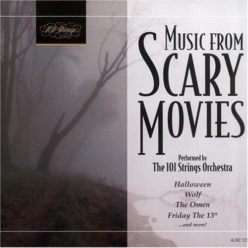 Music From Scary Movies (101 Strings Orchestra) (Scary Halloween Songs From Movies)