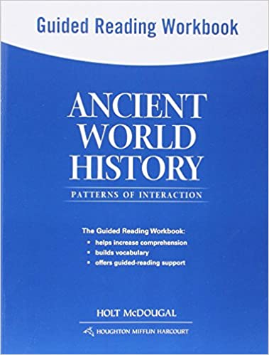 Ancient World History Patterns Of Interaction Guided