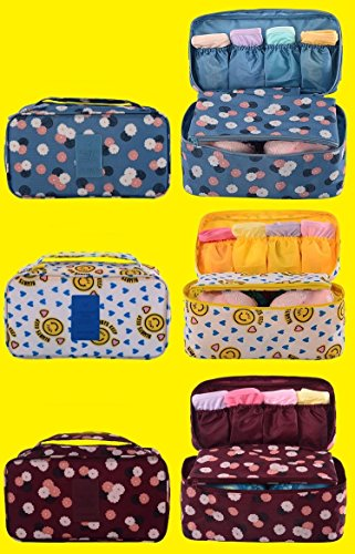 Bra Underwear Travel Bags Organizer Women