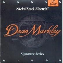 CUERDAS GUITARRA ELECTRICA - Dean Markley (2502) Lite/Signature (Juego Completo 009