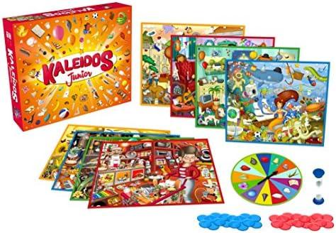 Asmodee- Kaleidos Junior, Multicolor (KAL02ML): Amazon.es: Juguetes y juegos